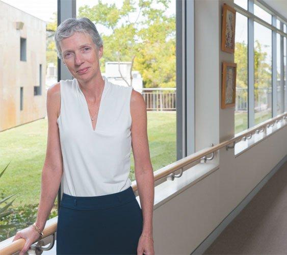 CEO Elizabeth Barnes